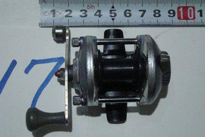 采潔 釣具SHIMANO 15 RL 小烏龜 路亞 鐵板 二手釣具 二  手釣竿 二手捲線器 編號  k17