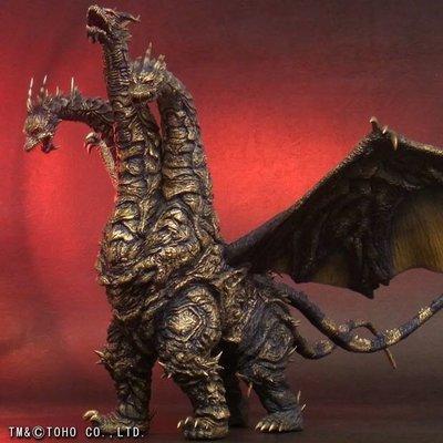 James room#日本代購X-PLUS 大怪獸 王者基多拉 發光Ver 哥吉拉 大水怪