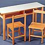專業課桌椅.椅子(原木製品.)適用於補習班.安...