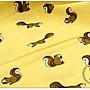 ✿小布物曲✿ 可愛動物系列印花布-3 窄幅110CM 韓國進口布料質感優 100%純棉 單價/尺  2色
