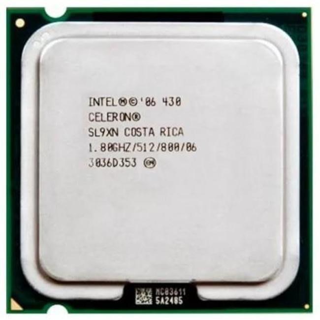 【偉鑫資訊】中古Intel Celeron 430 1.8Ghz / 512k CPU處理器