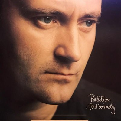 (美版) Phil Collins – ...But Seriously