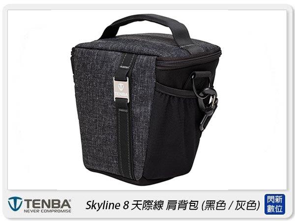 ☆閃新☆Tenba Skyline 8 Top Load 637-607 天際線 8號 相機包 背包 配件包(公司貨)