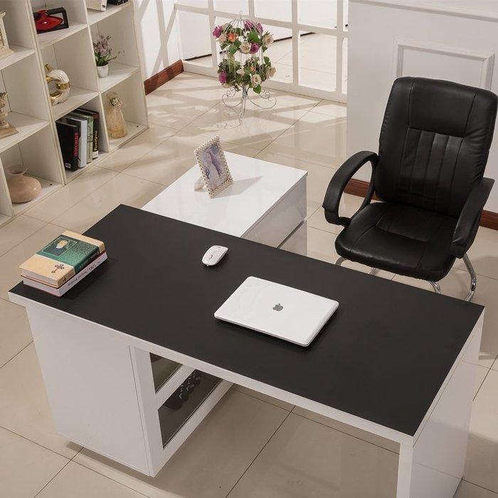 衣萊時尚-皮質桌墊書寫字臺墊子超大鼠標墊定制可裁剪筆記本電腦辦公桌面墊(尺寸不同價格不同)