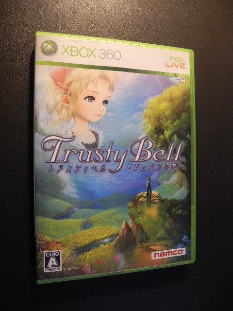 Trusty Bell Chopins Dream 信賴鈴音 蕭邦之夢 │XBOX 360│編號:G3