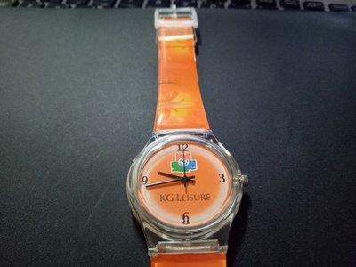 KG LEISURE電子錶