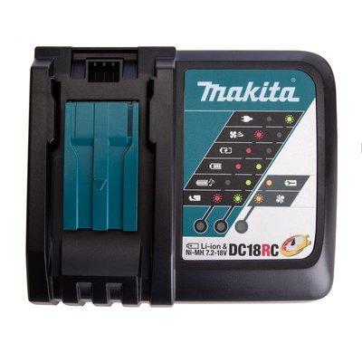 【屏東工具王】全新原廠 Makita 牧田 DC18RC 18V 充電器 適用18V電池 滑軌式