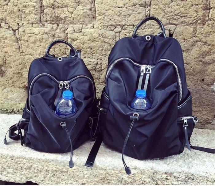 (小款)韓國連線 輕量防潑水尼龍 後背包 斜背包 側背包 水餃包 錢包 托特包 書包 媽媽包  手提包 包包 大包 韓妞