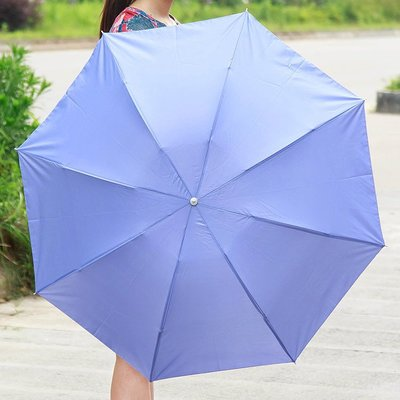 晴天雨天兩用傘防曬防紫外線傘摺疊傘