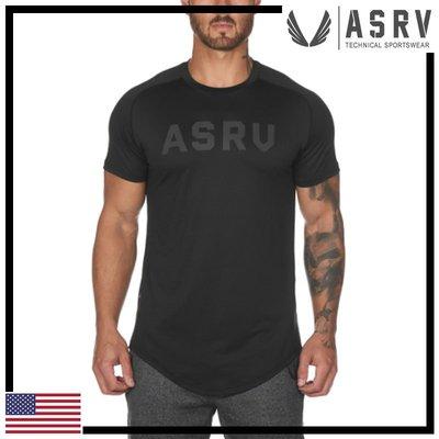 ►瘋狂金剛◄ ASRV 黑 Train-Lite™ Established Tee 吸濕排汗合身柔軟T恤