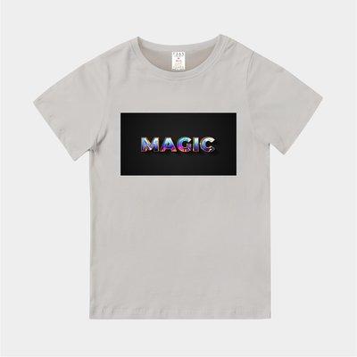 T365 MIT 親子裝 T恤 童裝 情侶裝 T-shirt 標語 話題 口號 標誌 美式風格 slogan MAGIC