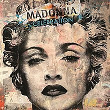 特價預購 Madonna 瑪丹娜 Celebration All Time Best精選輯  (日版高音質SHM-CD)