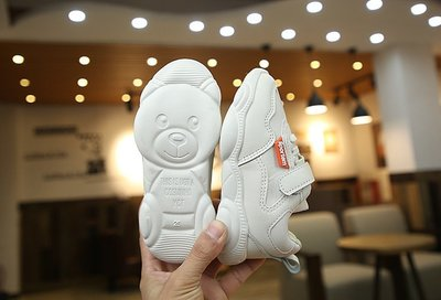 【溜。溜。選物】兒童布鞋 超火小熊老爹鞋 休閒鞋 母女鞋 童鞋