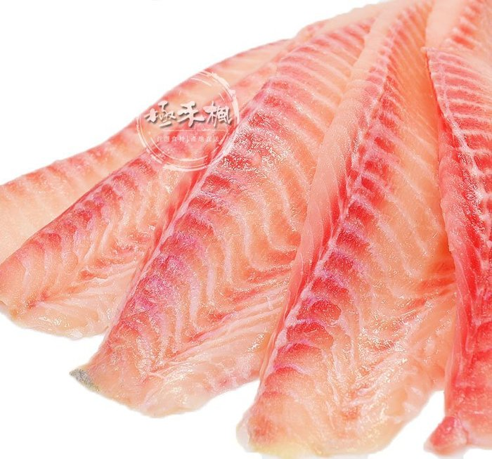 極禾楓肉舖☆冷凍鯛魚火鍋片~涮涮鍋專用
