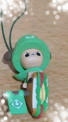 【便宜出清】航海王/海賊王/One Piece 喬巴小吊飾(二手)~郵寄/超商/台北可面交 台北市