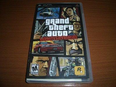 PSP 俠盜獵車手 Grand Theft Auto GTA ~ 另有 PS2 罪惡城市 聖安地列斯 PS3 GTA5