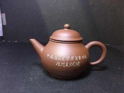 早期線瓢壺(荊溪惠孟臣製)款