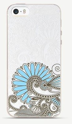 【Insist】iPhone5s手機殼 蘋果5s保護套XE矽膠浮雕創意軟殼彩繪女潮2