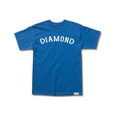 [WESTYLE] Diamond Supply Co Dugout 98 Tee 寶藍 短T