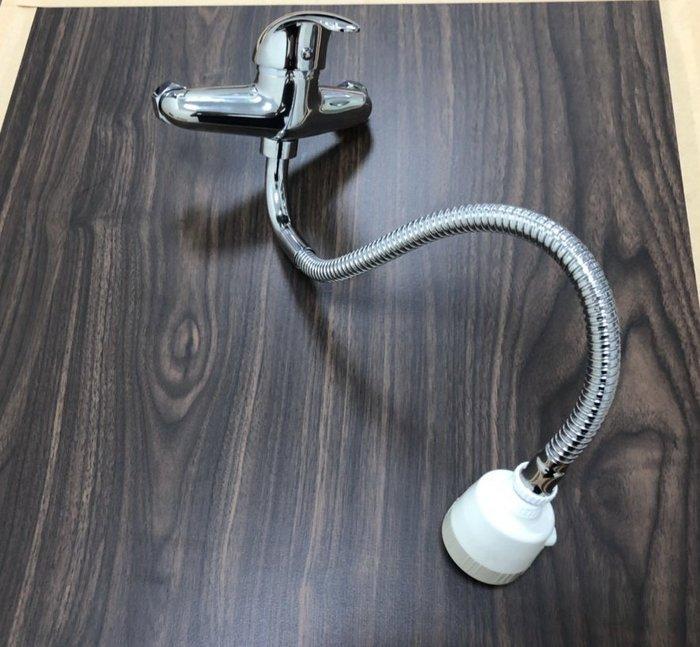 蝴蝶衛浴~附發票~牆壁廚房萬向龍頭.冷熱混合.解決高度問題.
