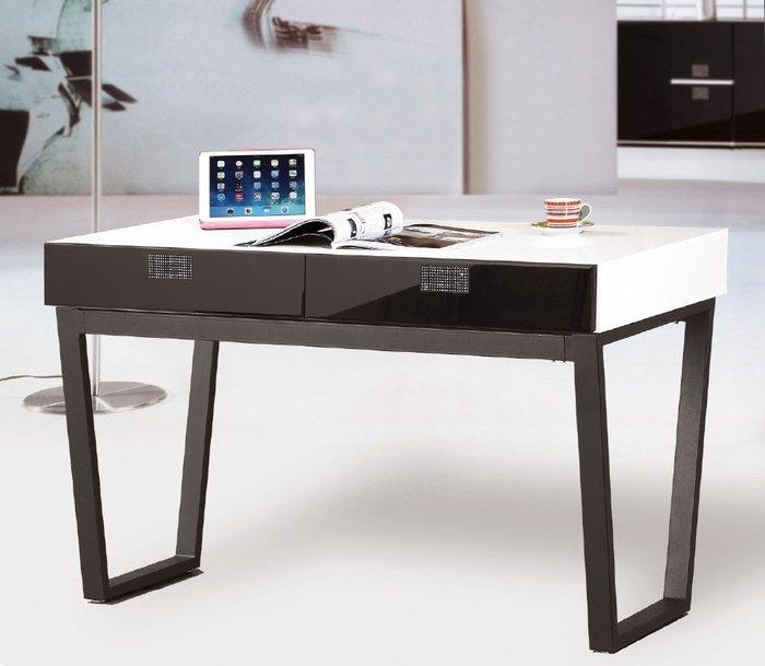 雪濃 4尺書桌😊暖暖屋傢俱傢飾😊LT