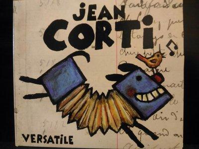 VERSATILE 多采多姿~ Jean Corti,好聽手風琴音樂,250元。