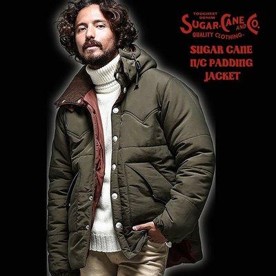【TOP MAN】SUGAR CANE PADDING禦寒鋪棉保暖外套!211171800