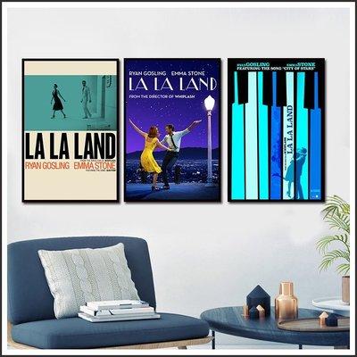 日本製畫布 電影海報 樂來越愛你 La La Land 掛畫 嵌框畫 @Movie PoP 賣場多款海報#