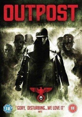 ◎奇幻影城◎【前哨Outpost 】(2007)納粹恐怖戰爭片(超級推薦必看)
