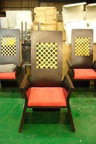 樂居二手家具館 全新中古傢俱賣場 實木餐椅 華麗國王椅 二手餐椅 中古咖發椅 書桌椅 電腦椅 營業用椅 戶外休閒椅