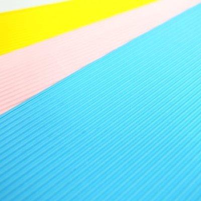 (台灣)色瓦楞紙(E浪)16K/10張入/單色(請進入選擇顏色)不得混色