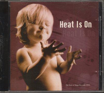 金革唱片 HEAT IS ON .THE BEST OF JINGO RECORDS 1999. CD