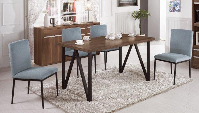 【DH】商品貨號G953-4商品名稱《森特文》4.3尺餐桌/休閒桌。餐椅/休閒椅另計。備有4.6尺另計。主要地區免運費
