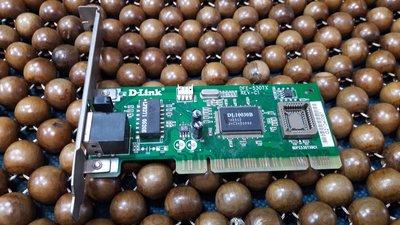 二手良品 D-Link DFE-530TX REV-C1 網路卡