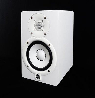 格律樂器 YAMAHA HS5 主動式 錄音室監聽喇叭 白色