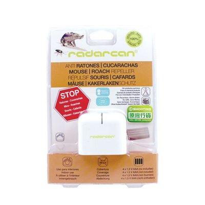 西班牙製造,radarcan,R105,電池版家用電子驅蟑螂及驅老鼠器,包順豐站, (驅蟑螂器,驅老鼠器,蟑螂,曱甴,老鼠)