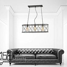 【168 Lighting】金屬框《工業吊燈》GD 20251-4