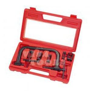 ~ VISA 汽車工具 ~ 專業汽修設備 ~ 螺桿型凡爾鉗5PC