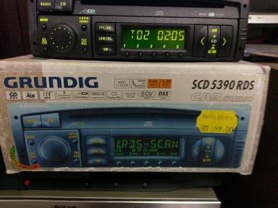 歌蘭帝GRUNDIG SCD5390單片主機(ALPINE BLAUPUNKT 9255 MX 406 CD700