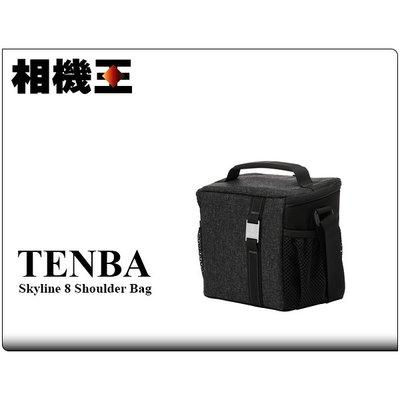 ☆相機王☆Tenba Skyline 8 Shoulder Bag 側背包 相機包 黑色 (5)