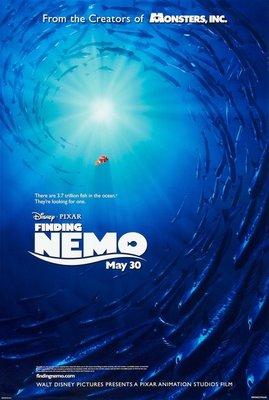 海底總動員-Finding Nemo (2003) 預告版原版電影海報