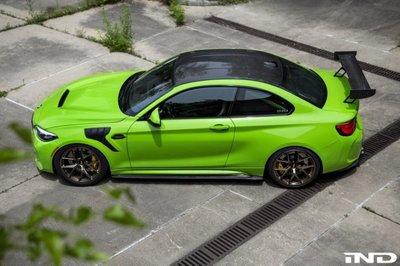 ✽顯閣商行✽美國RKP BMW F87 M2 碳纖維車頂 輕量化 空力套件 Competition F22