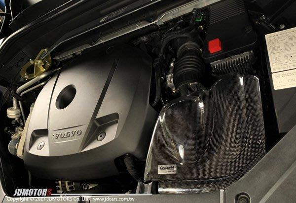 JD-MOTORS 日本原裝 GruppeM RAM AIR SYSTEM 頂級進氣套裝組 VOLVO XC90 實裝