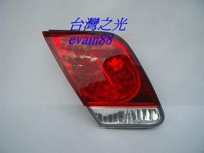 《※台灣之光※》全新TOYOTA豐田04 02 03年CAMRY改05年樣式倒車燈尾燈內側高品質台灣製