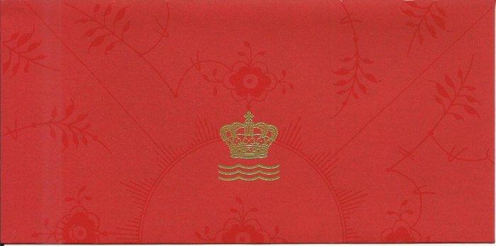 Royal Copenhagen / 皇家哥本哈根紅包袋_一包六只_樣式2_任三組1000含宅配