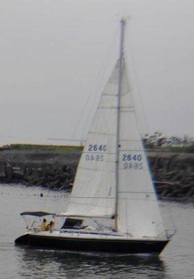 1992年33呎ELAN二手單體重型帆船,遊艇,sailboat,keelboat,釣漁船,釣魚船,橡皮艇