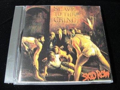 【198樂坊】Skid Row / Slave To The Grind(Monkey Business..日版)CB