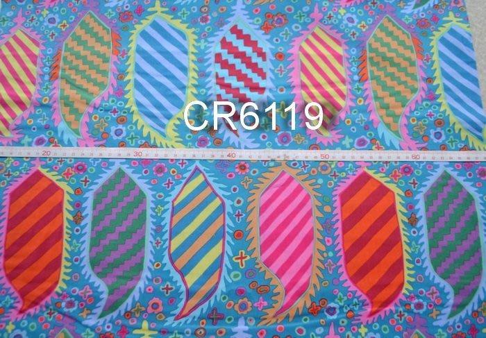 *巧巧布拼布屋* 英國進口~ROWAN 棉布 #CR6119  拼布材料/拼布布料