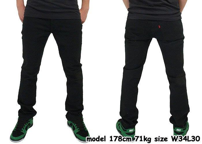 【超搶手】全新正品 美版 Levis 510 4173 Jet Skinny Jeans 低腰超窄版牛仔褲 w33 36