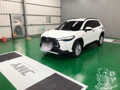 銳訓汽車配件精品 Toyota Corolla Cross JHY XS27+X系列專用環景套件